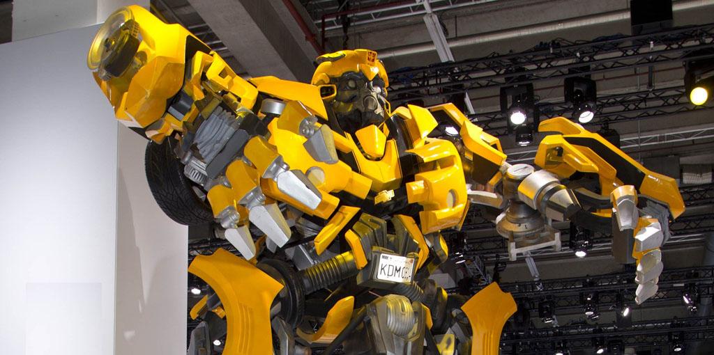 Chevrolet at the 2011 Frankfurt Motor Show