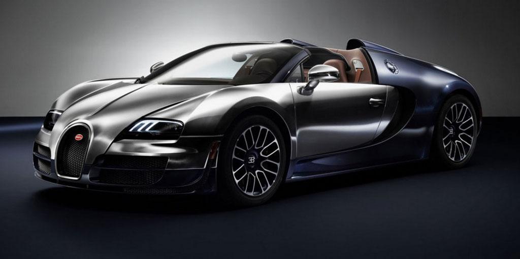 Foto para suspirar Bugatti