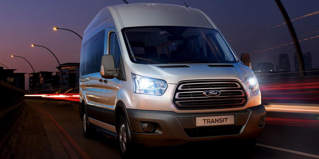 Ford Transit pasajeros