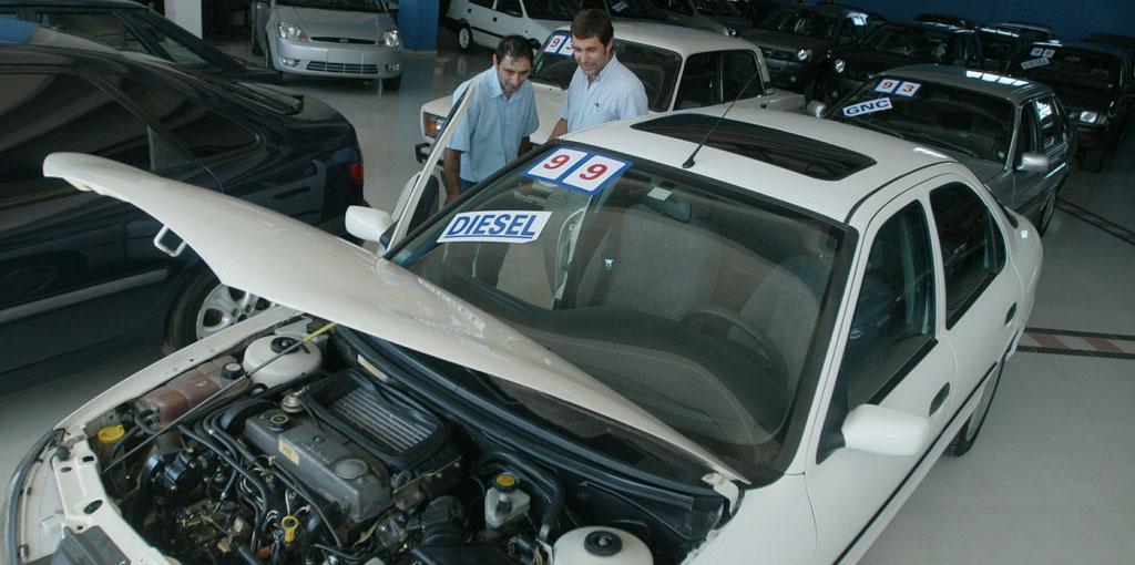 Foto autos usados