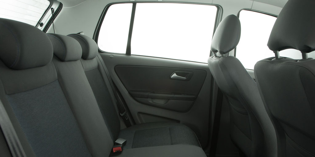 Foto Vw Fox interior 2