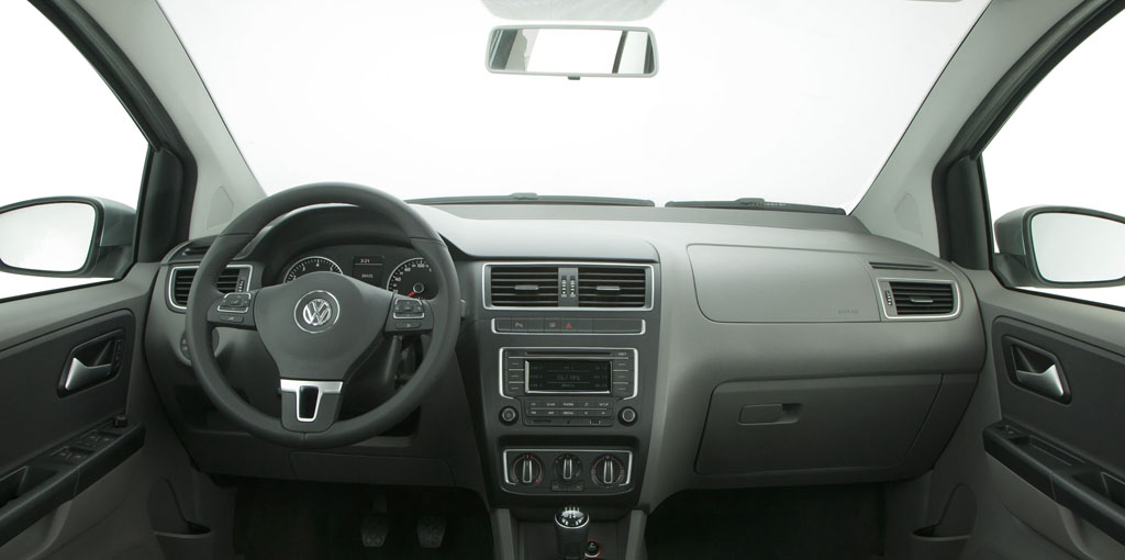 Foto Vw Fox interior