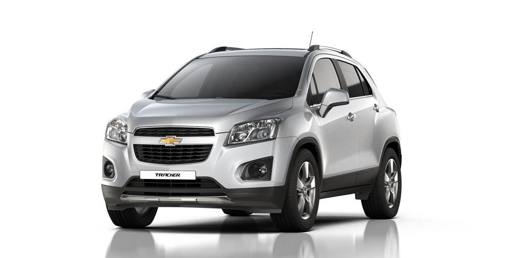 Nueva Chevrolet Tracker, SUV del Año