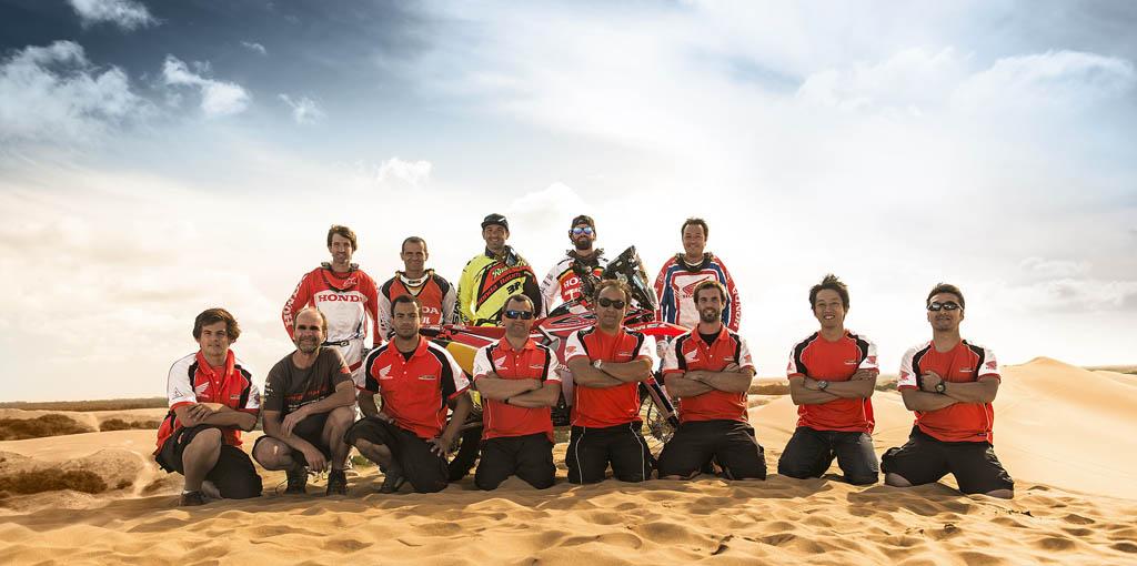 HSA Rally Team 2