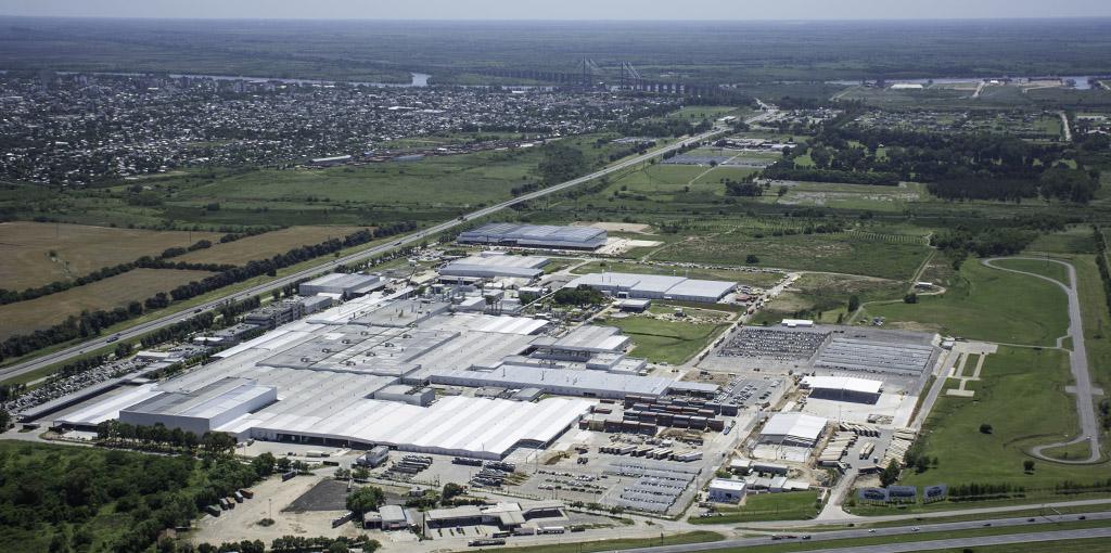 A 20 años de la llegada de Toyota a la Argentina, su planta en la localidad de Zárate continúa creciendo