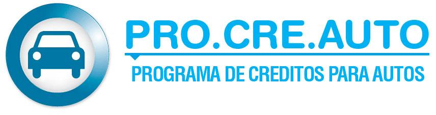 PRO-CRE-AUTO Logo