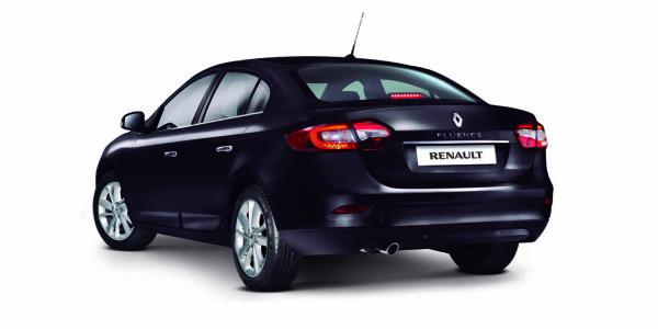 Nuevo Renault Fluence Privilege – Negro amatista