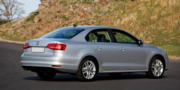 Der neue Volkswagen Jetta USA-Version