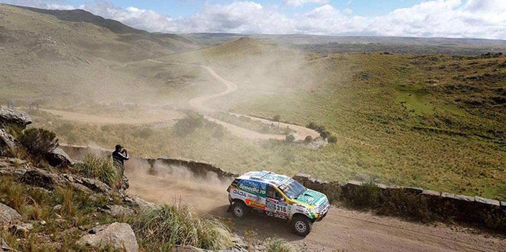 Spataro - Dakar 2015