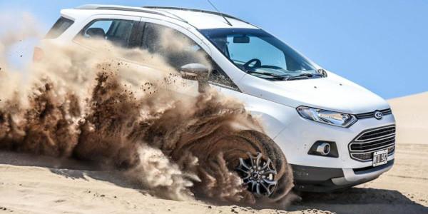 La nueva EcoSport fue el vehiculo más vendido en Argentina en el mes de enero