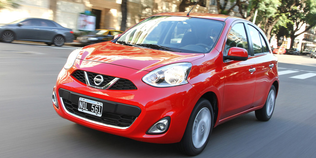 NISSAN MARCH 1