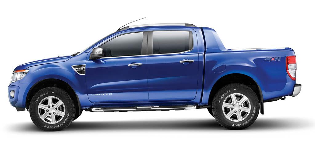 Ford Companhy Brasil Ltda Lançamento da Nova Ranger 2013 Julho 2012