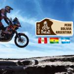 Dakar 2016 Peru Bolivia Argentina