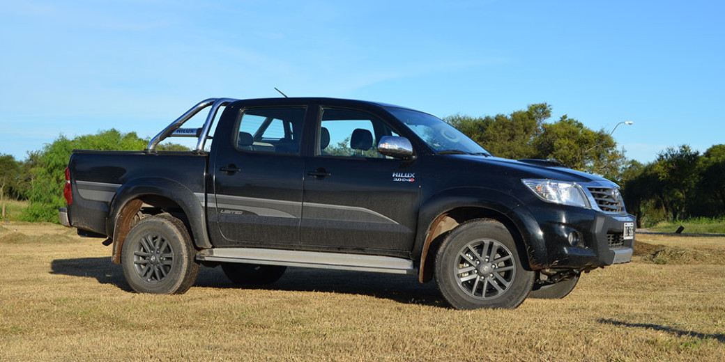 Hilux Limited 2
