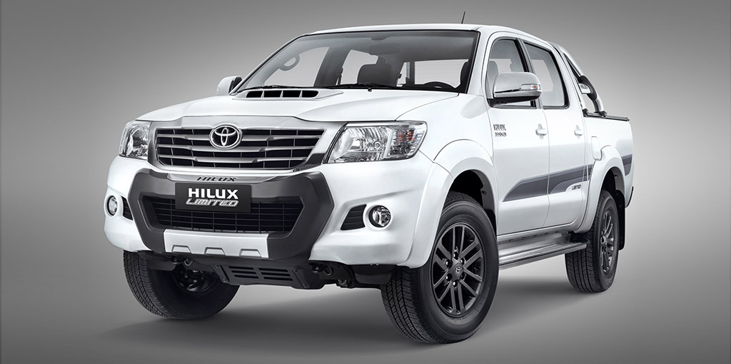 Hilux Limited - 2014
