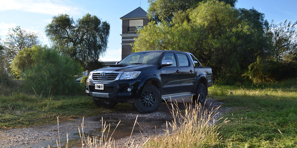 Hilux Limited 3