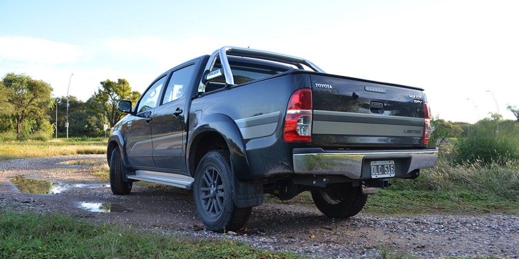 Hilux Limited 6