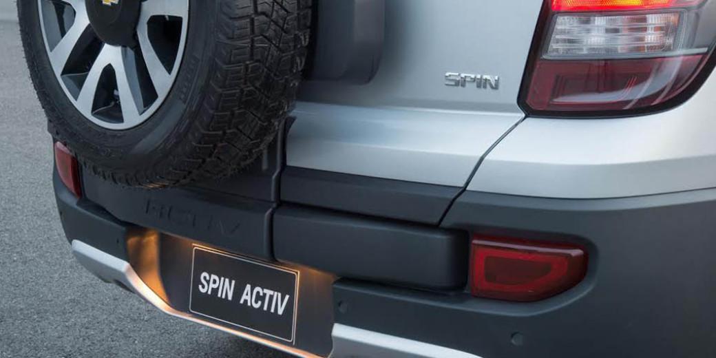 Chevrolet Spin Activ 2015