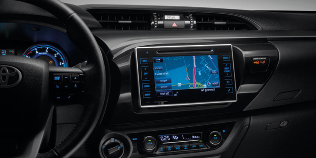 Toyota nueva multimedia