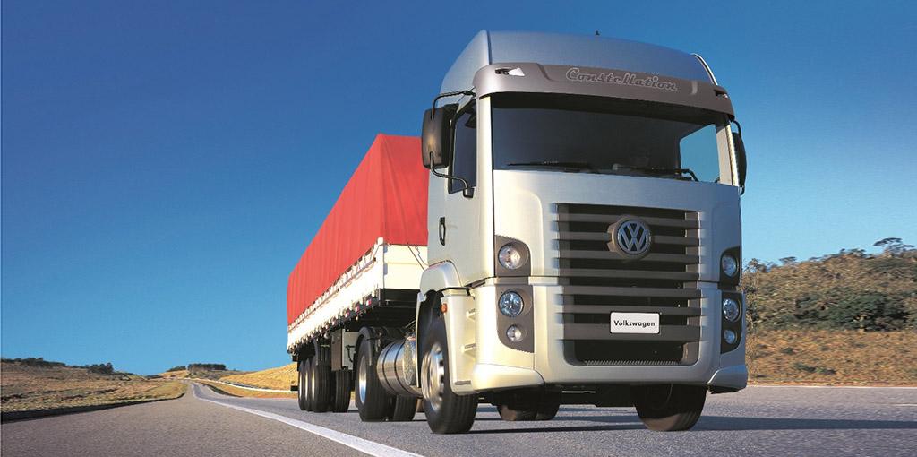 VW camión