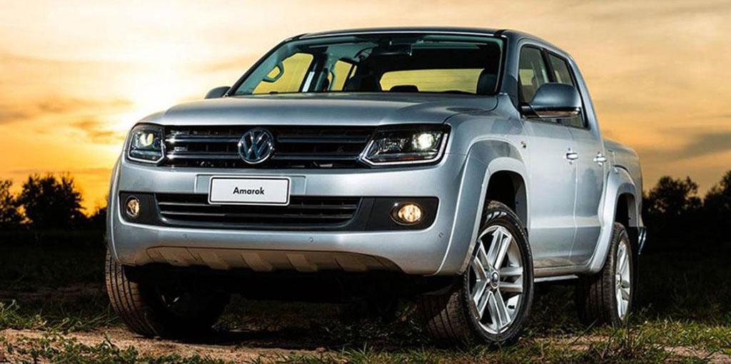 Nueva Volkswagen Amarok 2015