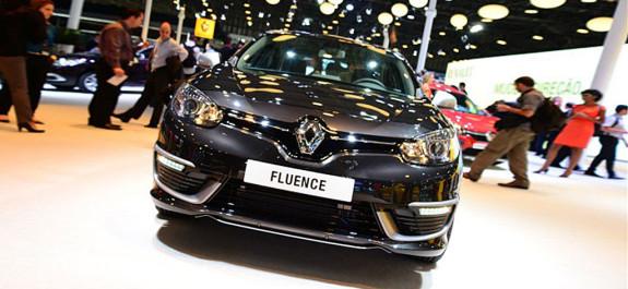 Fluence GT 2 Line 2015