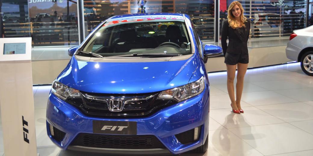 Honda Fit copia
