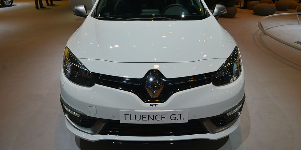 Renault Fluence GT 2
