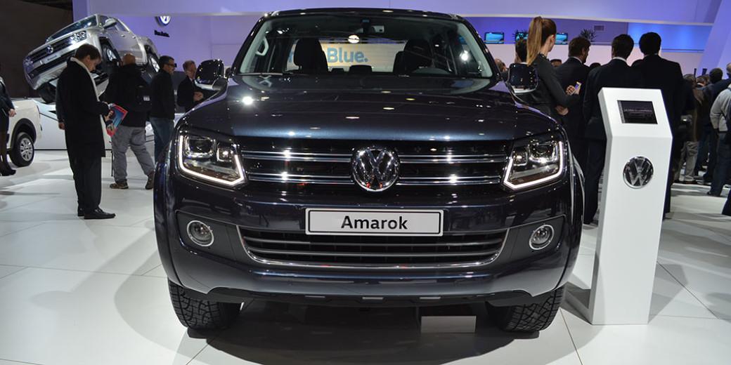 VW Amarok 2016