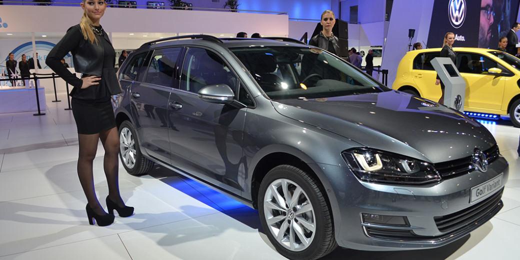 VW Golf Variant 2