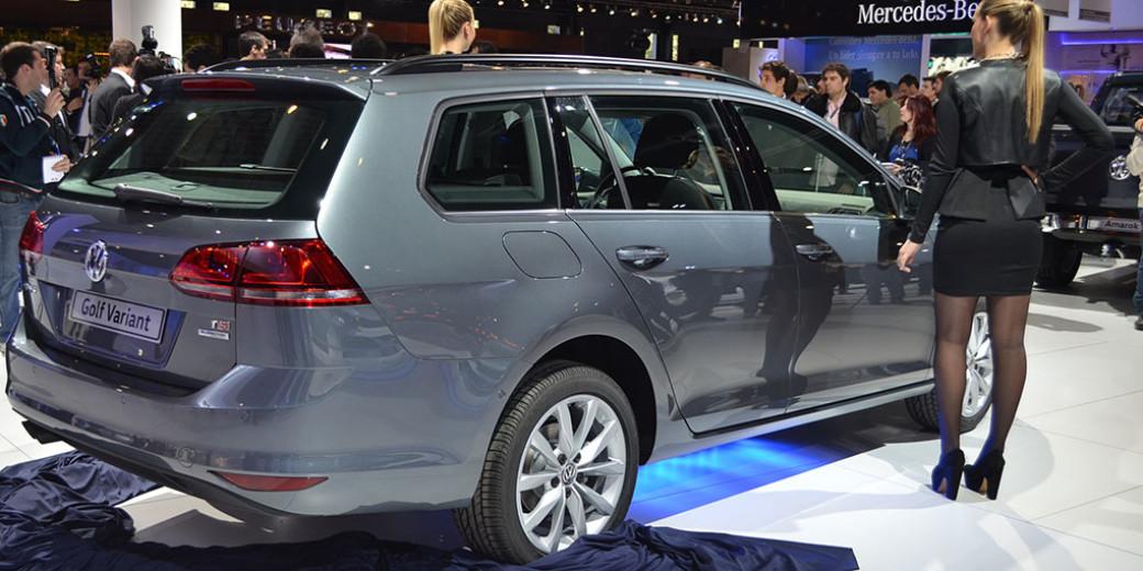 VW Golf Variant 4