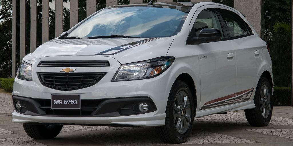 Chevrolet Onix Effect