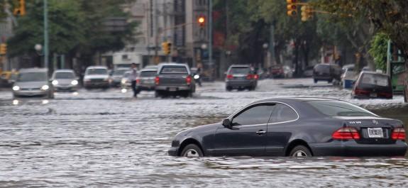 Inundación seguro