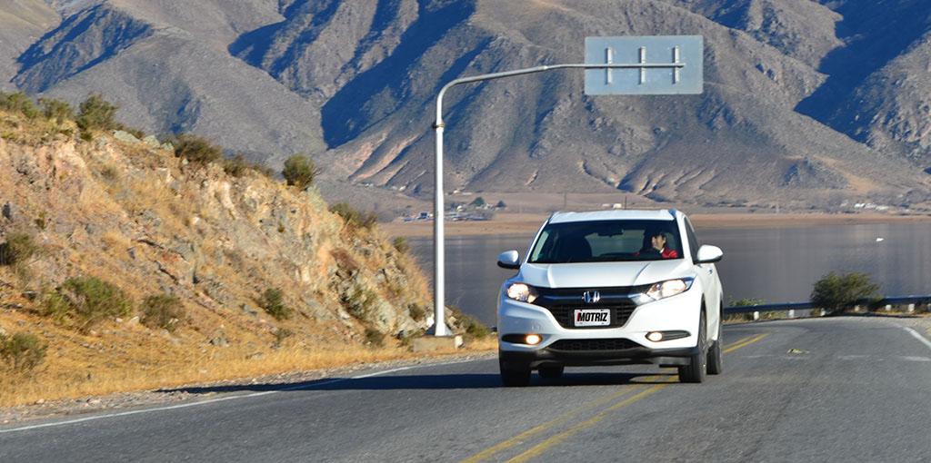 Prueba manejo Honda HR-V