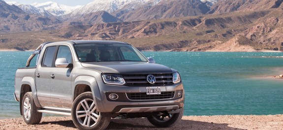 VW Amarok Ultimate