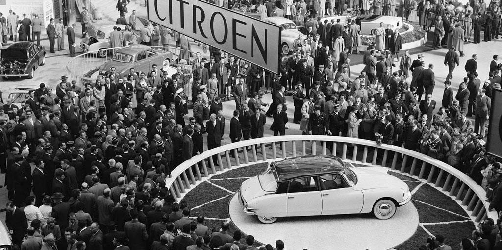Citroen DS19 1955