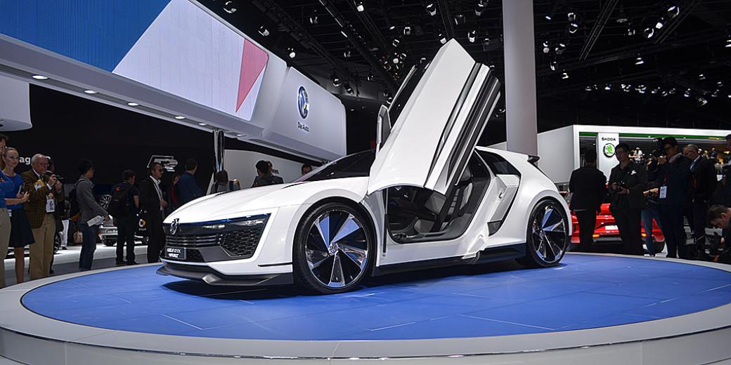 Golf GT Sport 1