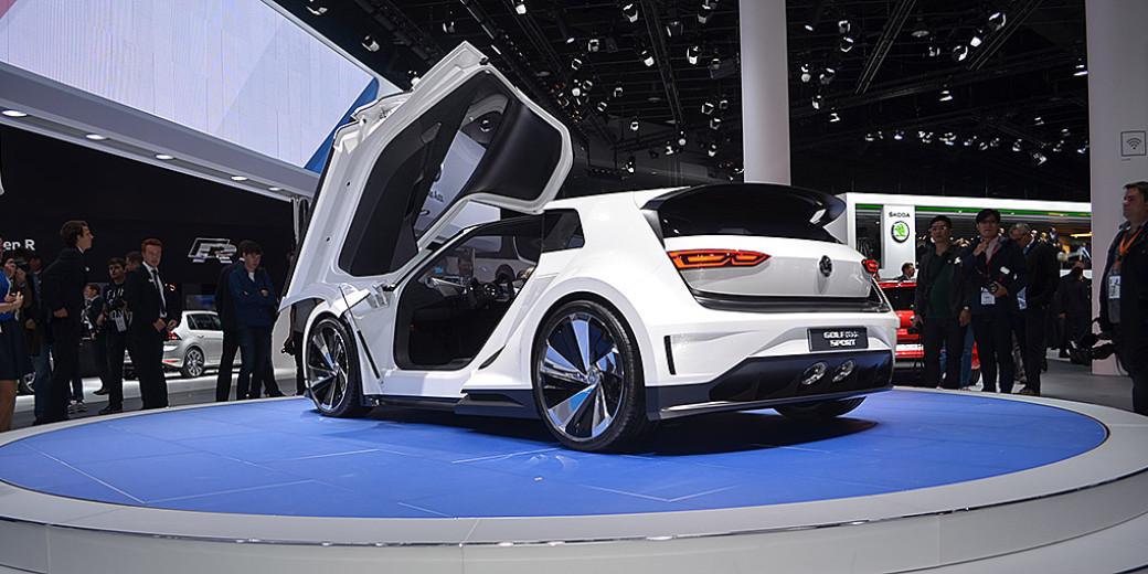 Golf GT Sport 2