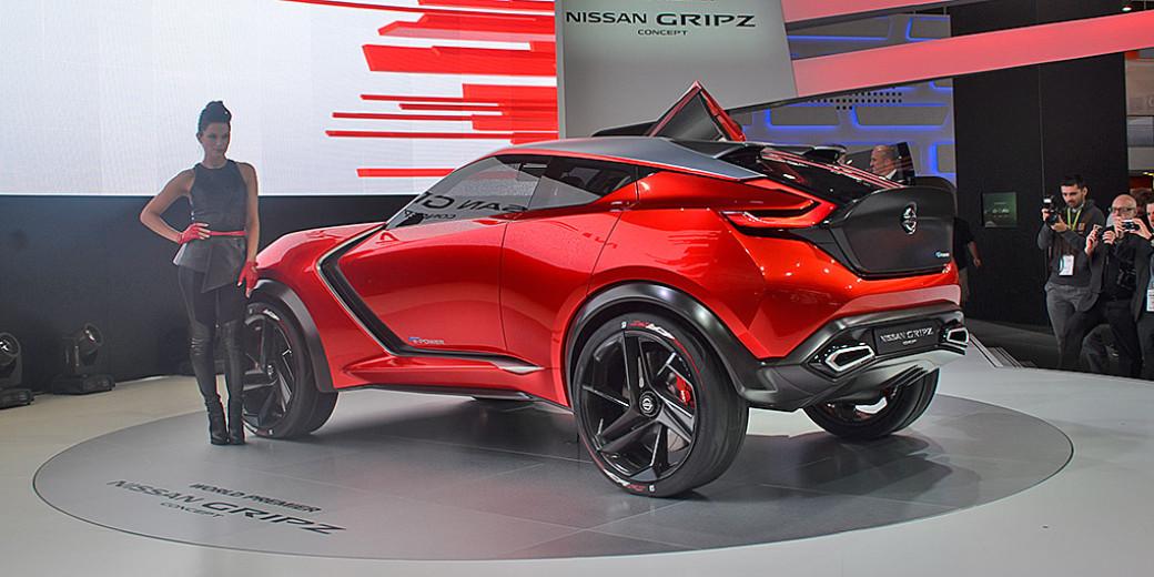Nissan Gripz 2