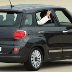 Fiat 500 L Papa Francisco