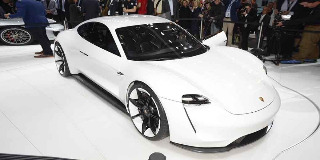 Porsche Mison E Frankfurt 2015