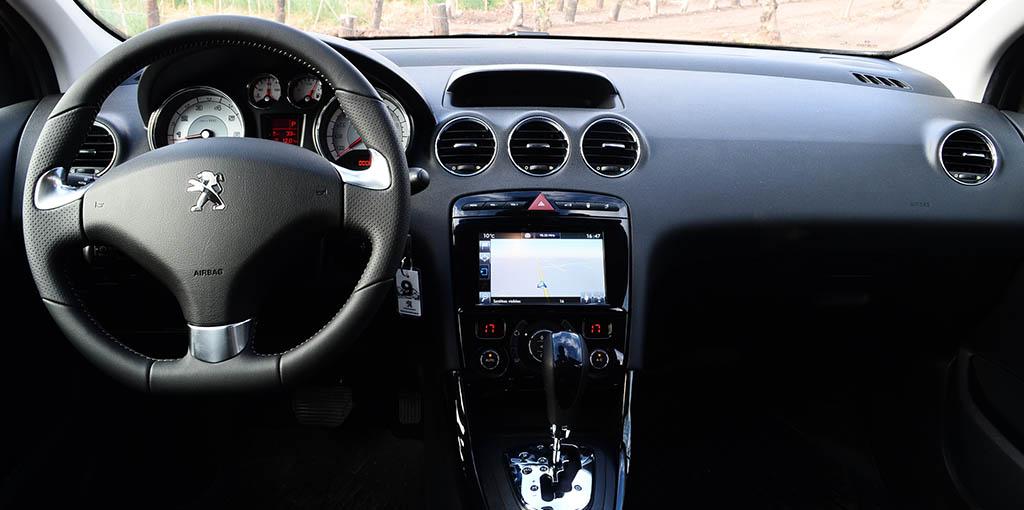Prueba de Manejo Peugeot 308