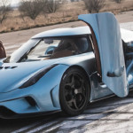 Koenigsegg Autoskin nuevo Regera