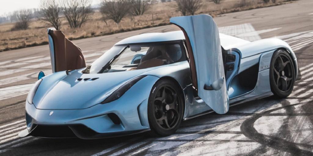 El Nuevo Koenigsegg Mas Parecido A Un Transformer Motriz