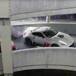 """Nissan 370z modificados por el arte del """"drif"""""""