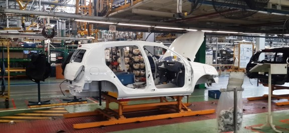 Fabrica Renault clio mio