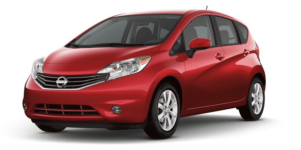 The companion vehicle to the popular Versa sedan, Versa Note celebrates the unique qualities of its 5-door hatchback design. It shares its advanced platform and drivetrain with the Versa sedan, yet Versa Note has its own distinctive look and feel inside and out.