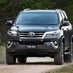 Toyota SW4 2016