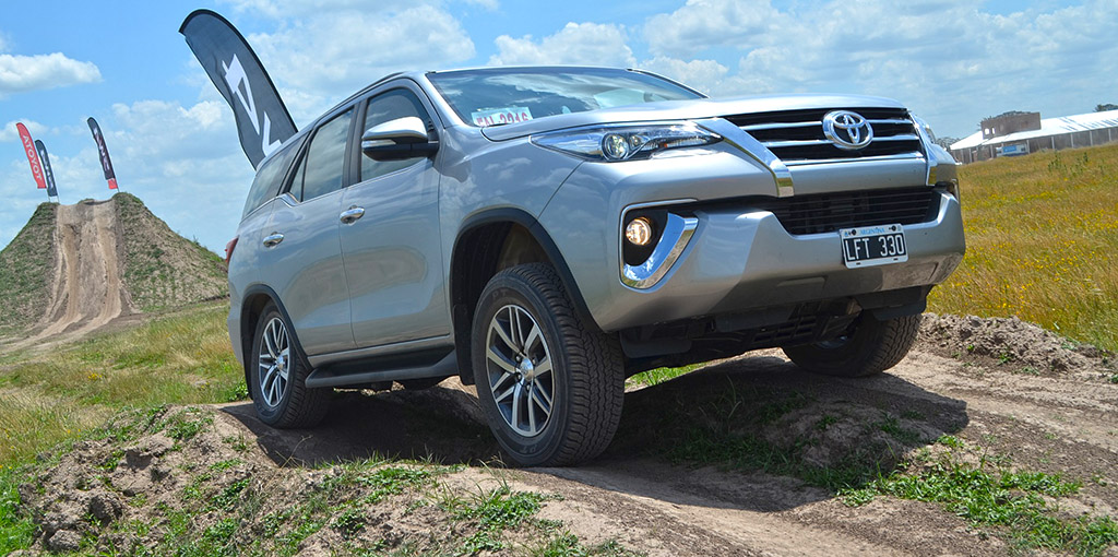 Toyota SW4 control estabilidad