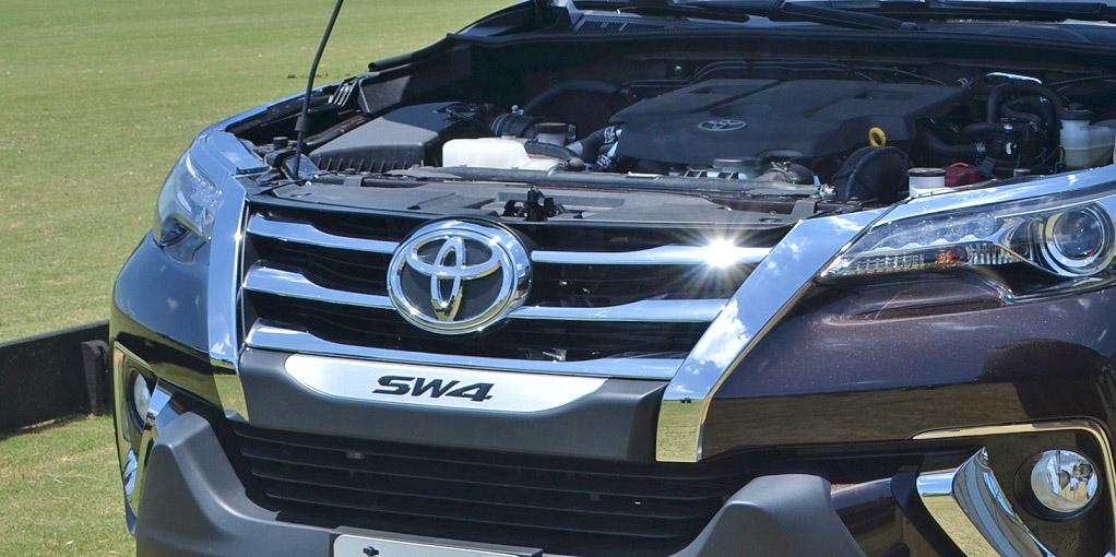 Toyota SW4 motor